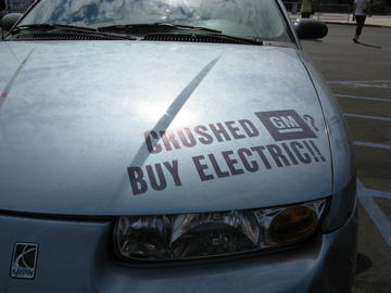 ELECTRICITY, by Electric Car Muses on OurStage