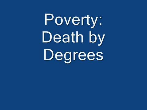 Death by Degrees, by CW Anderson on OurStage