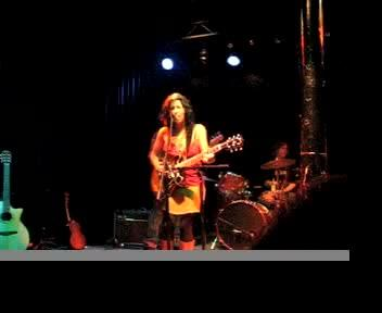 Red Devil Lounge Live, by Rebecca Cross and the Saints on OurStage