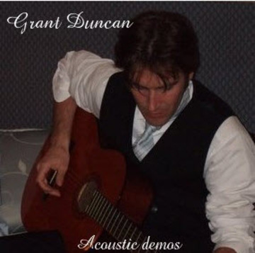 Whispering Wind acoustic - Grant Duncan, by juscoday on OurStage