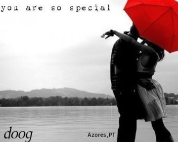You are so special, by doog on OurStage