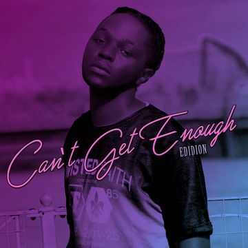 Can't Get Enough, by Edidion on OurStage
