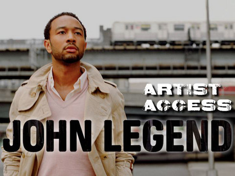 Exclusive: OurStage Artists Meet John Legend, by ThangMaker on OurStage