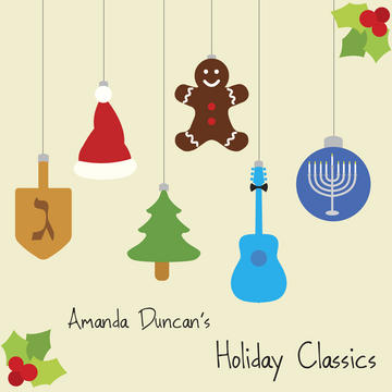 Mistletoe (feat. Chris Ayer), by Amanda Duncan on OurStage