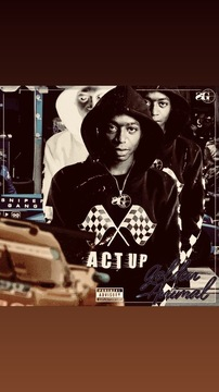 Act Up, by Golden Animal on OurStage