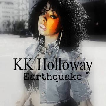 KK Holloway- earthquake (Sound Wave)(Produced by Mr. Synista), by KK Holloway on OurStage
