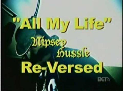 """""""All My Life"""" Nipsey Hussle Freestyle, by Nipsey Hussle on OurStage"""