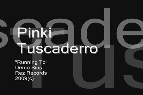 Running To, by Pinki Tuscaderro on OurStage