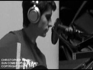 Christopher Kevin-Sun Comes up-IN STUDIO, by Christopher Kevin on OurStage