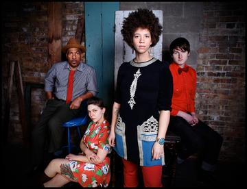 Push You Away, by Chastity Brown on OurStage
