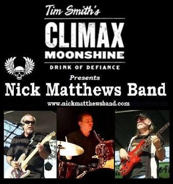 Love Me Til It Hurts, by The Nick Matthews Band on OurStage