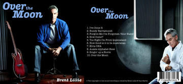 Over the Moon, by Brent Lillie on OurStage