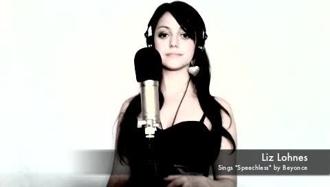 Speechless Beyonce Cover, by liz lohnes on OurStage