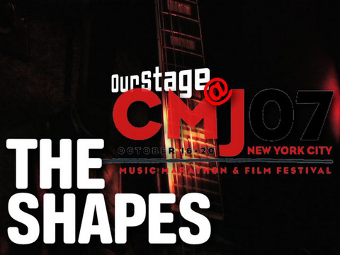 the shapes @ cmj, by ThangMaker on OurStage