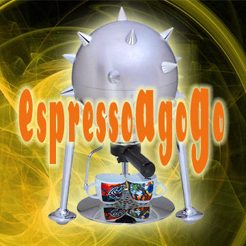 EspressoAgoGo, by CoelacanthDance on OurStage
