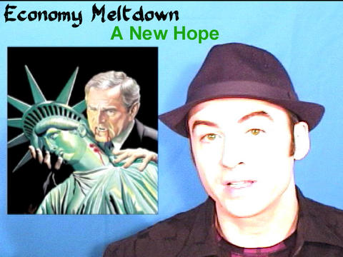 Economy Meltdown - A New Hope, by Breck Stewart on OurStage