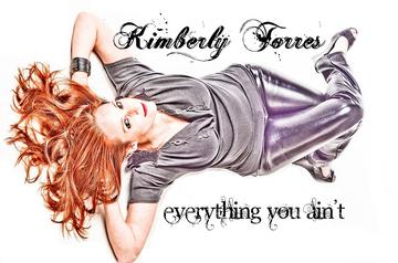 Everything You Ain't, by Kimberly Torres on OurStage