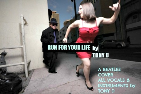 (The Video) RUN FOR YOUR LIFE by TONY D, by TONY D  on OurStage