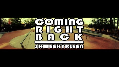 Coming Right Back (Video), by Skweeky Kleen on OurStage