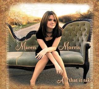 All That It Takes, by Maren Morris on OurStage