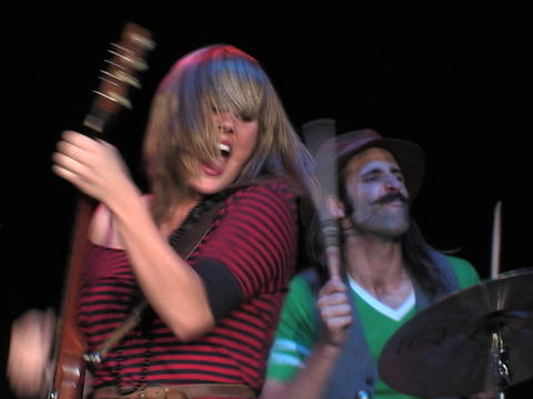Backstage Interview with Grace Potter, by OurStage Productions on OurStage
