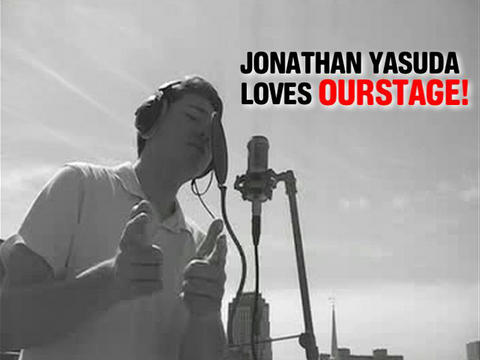 Jonathan Yasuda Loves OurStage!, by OurStage Productions on OurStage