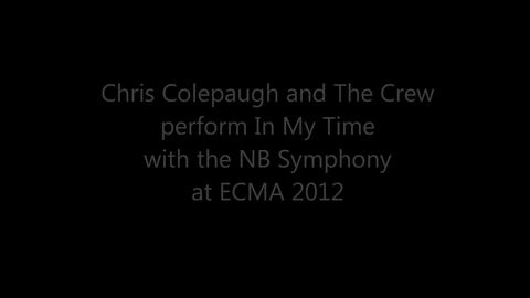 Chris Colepaugh with the Symphony, by Chris Colepaugh on OurStage