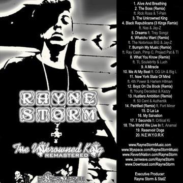 D La La, by Rayne Storm on OurStage