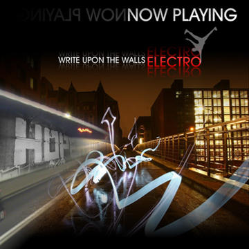 Write Upon The Walls Electro, by Ryan Nicholas Berretta on OurStage