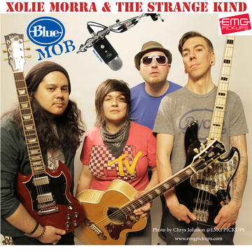 Black Dog - Like A Ghost (Ourstage Edit), by Xolie Morra & The Strange Kind on OurStage