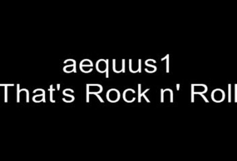 That's R'nR (CLUBMIX), by aequus1 on OurStage