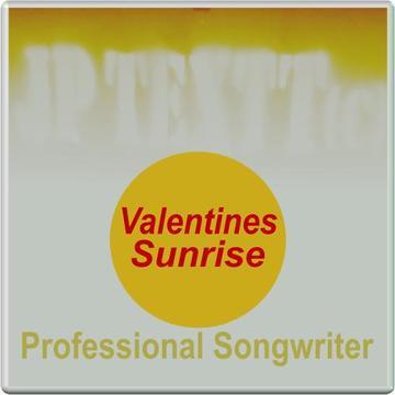 Valentines Sunrise©JP Textt SRu 001-194-014, by JP Textt© on OurStage