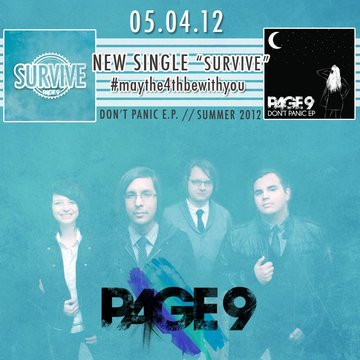 New EP Announcement, by Page 9 on OurStage