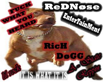 GWAP, by RICH DOGG OF RED NOSE ENT on OurStage
