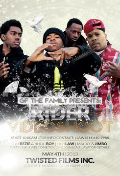 """Gf The Family """" Rider """", by Gf The Family on OurStage"""
