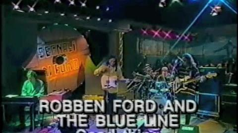 Good Thing, by Robben Ford on OurStage