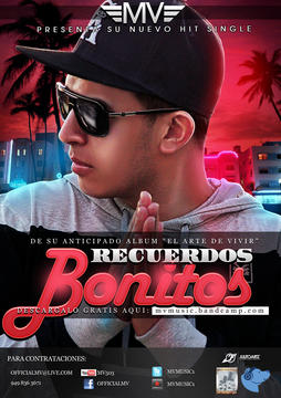 Recuerdos Bonitos, by MV  on OurStage