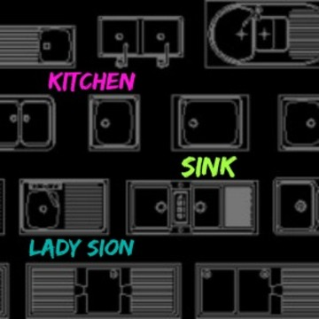 Kitchen Sink, by Lady Sion on OurStage