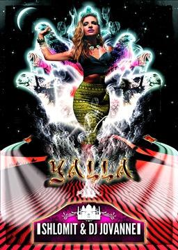 """YALLA"", by SHLOMIT & DJ JOVANNE  on OurStage"