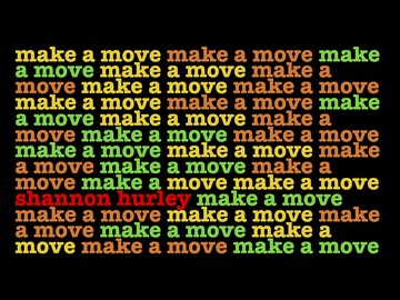 Make A Move, by Shannon Hurley on OurStage