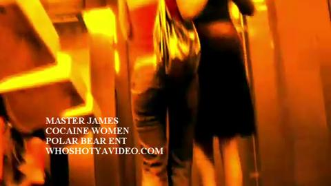 cocaine womwn, by master james on OurStage