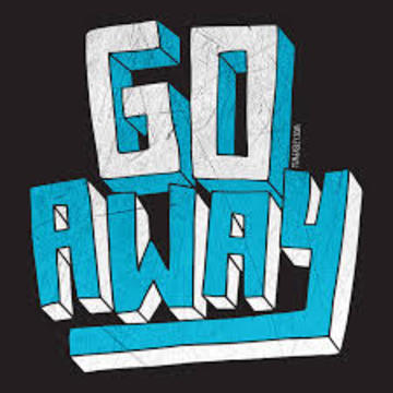 Go ..Away, by Ron G on OurStage