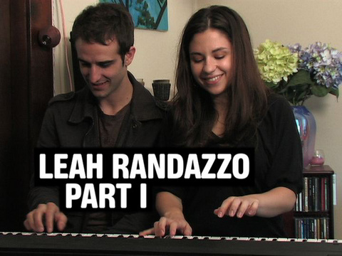 Portrait of a Grand Prize Winner: Leah Randazzo (Part I), by ThangMaker on OurStage