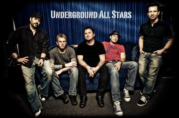Now's Your Chance, by Underground All Stars on OurStage