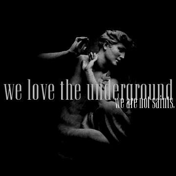 The Comedown (We Are Not Saints), by We Love The Underground on OurStage