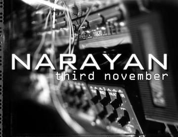 Third November, by Narayan on OurStage