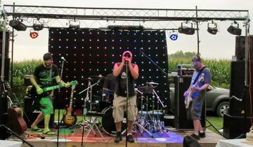 Peace & Positivity, by The Scat Grub Band on OurStage