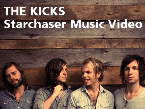 Starchaser (Official Music Video), by The Kicks (Nashville) on OurStage