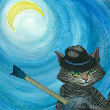Makin' Me Shine, by Guitar Cat and the Prowlers on OurStage