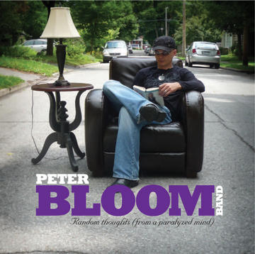 Afraid (no more), by Peter Bloom Band on OurStage